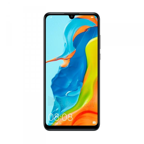 Išmanusis telefonas Huawei P30 Lite Dual 128GB midnight black (MAR-LX1A) Paveikslėlis 1 iš 5 310820181099