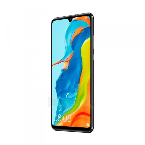 Išmanusis telefonas Huawei P30 Lite Dual 128GB midnight black (MAR-LX1A) Paveikslėlis 2 iš 5 310820181099