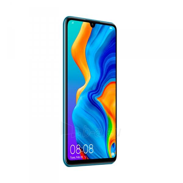 Išmanusis telefonas Huawei P30 Lite Dual 128GB peacock blue (MAR-LX1A) Paveikslėlis 2 iš 6 310820181100