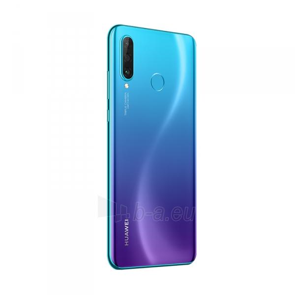 Išmanusis telefonas Huawei P30 Lite Dual 128GB peacock blue (MAR-LX1A) Paveikslėlis 3 iš 6 310820181100