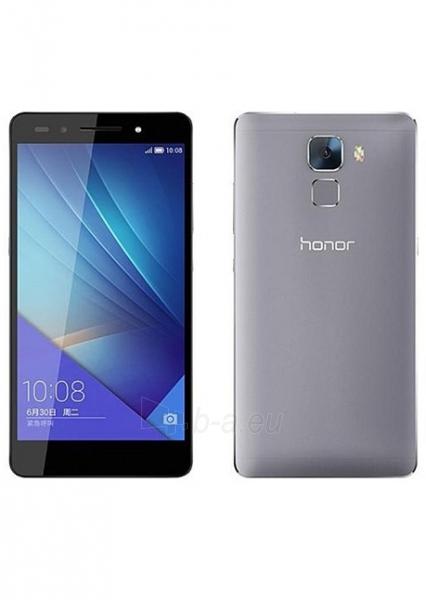 Išmanusis telefonas HUAWEI Phone Honor 7 DS (Grey) Paveikslėlis 1 iš 3 250231002740