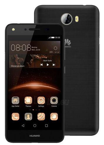 Išmanusis telefonas Huawei Y5 II black (CUN-L01) Paveikslėlis 2 iš 5 310820155114