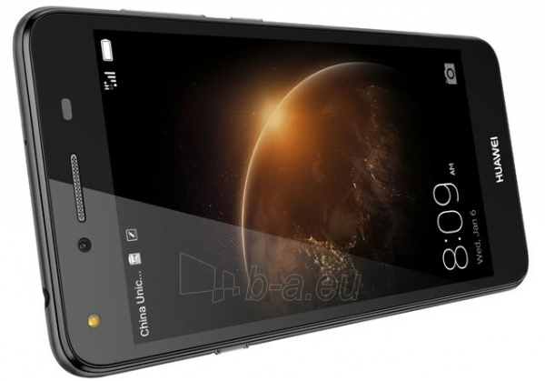Išmanusis telefonas Huawei Y5 II black (CUN-L01) Paveikslėlis 3 iš 5 310820155114