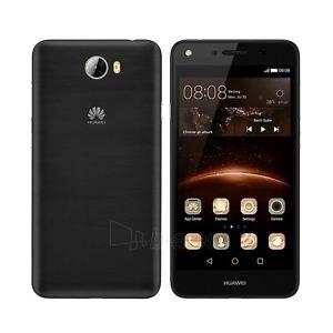 Išmanusis telefonas Huawei Y5 II black (CUN-L01) Paveikslėlis 5 iš 5 310820155114