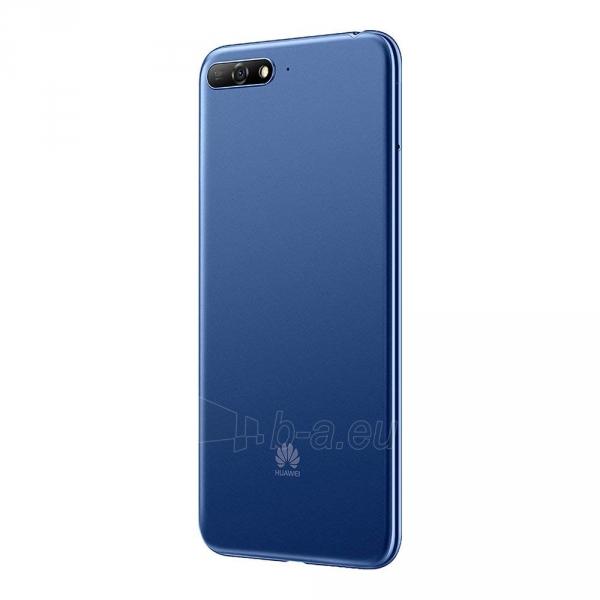 Išmanusis telefonas Huawei Y6 (2018) Dual 16GB blue (ATU-L21) Paveikslėlis 4 iš 7 310820155340