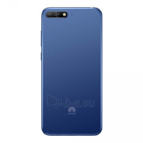 Išmanusis telefonas Huawei Y6 (2018) Dual 16GB blue (ATU-L21) Paveikslėlis 5 iš 7 310820155340