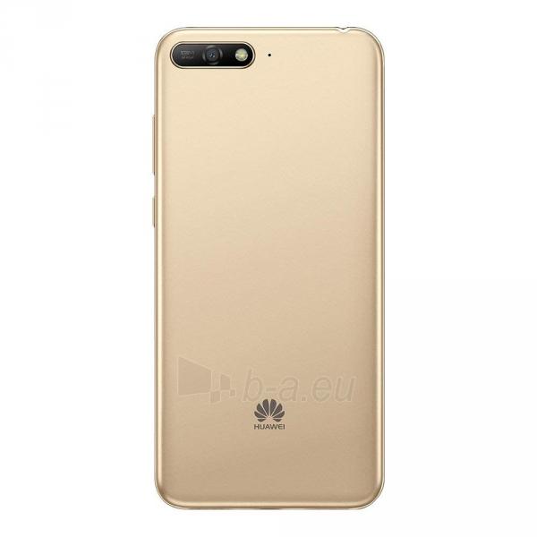 Išmanusis telefonas Huawei Y6 (2018) Dual 16GB gold (ATU-L21) Paveikslėlis 6 iš 6 310820155339