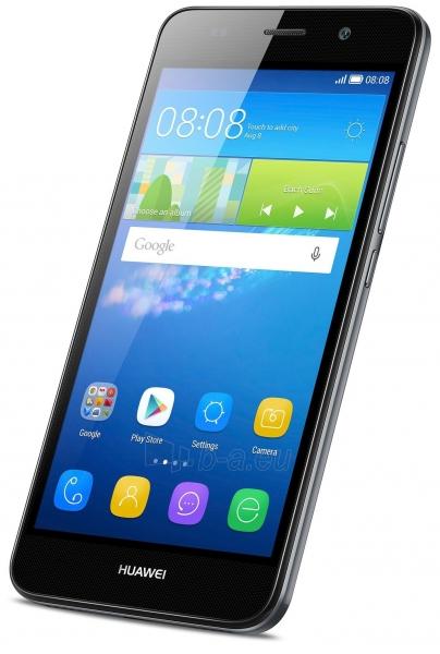 Smart phone Huawei Y6 black (SCL-L01) Paveikslėlis 4 iš 5 310820166026