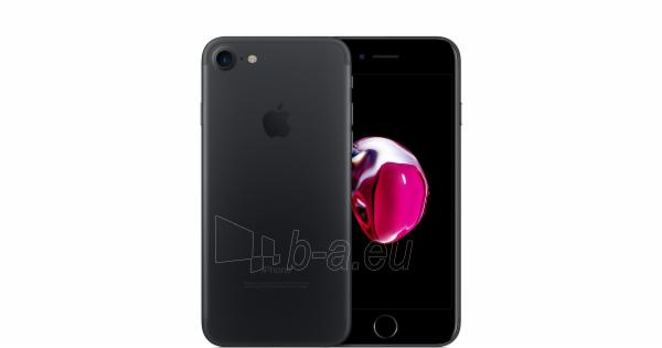 Išmanusis telefonas iPhone 7 128GB Black Paveikslėlis 1 iš 1 310820047437