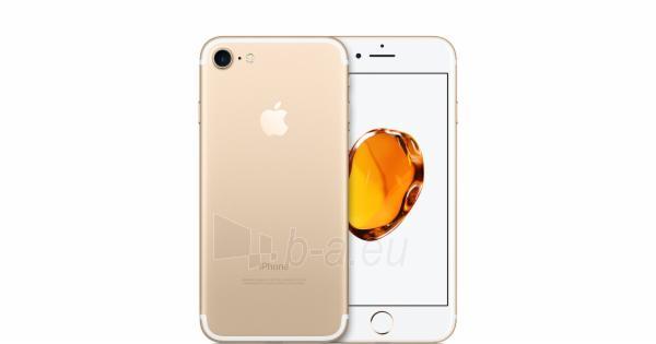 Smart phone iPhone 7 128GB Gold Paveikslėlis 1 iš 1 310820047436