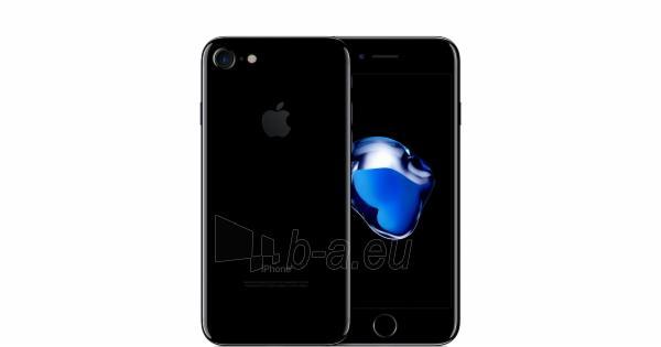 Išmanusis telefonas iPhone 7 128GB Jet Black Paveikslėlis 1 iš 1 310820047438