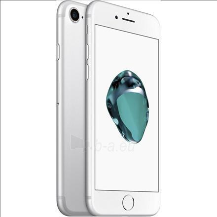 Išmanusis telefonas iPhone 7 128GB Silver Paveikslėlis 1 iš 3 310820047435