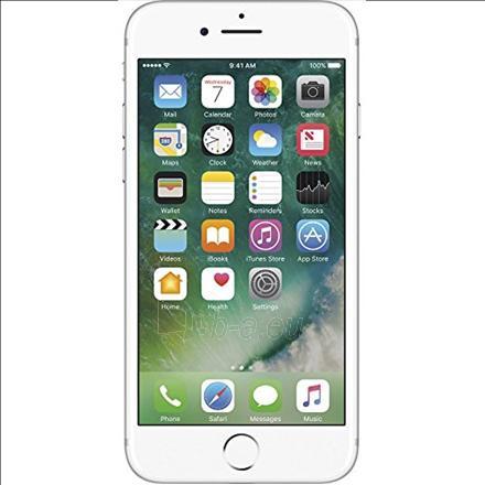 Išmanusis telefonas iPhone 7 128GB Silver Paveikslėlis 2 iš 3 310820047435