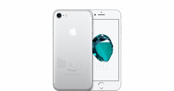 Išmanusis telefonas iPhone 7 32GB Silver Paveikslėlis 1 iš 1 310820047448