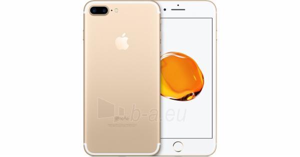 Išmanusis telefonas iPhone 7 Plus 128GB Gold Paveikslėlis 1 iš 1 310820047450