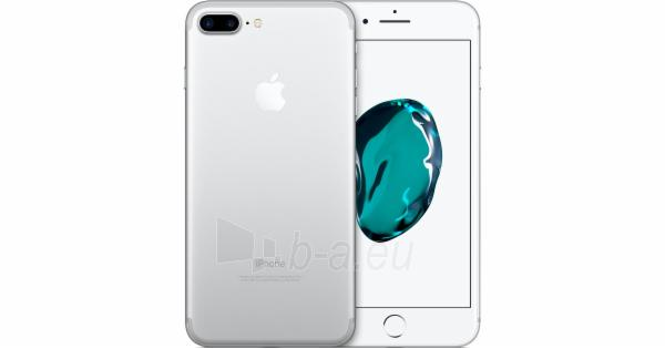 Smart phone iPhone 7 Plus 256GB Silver Paveikslėlis 1 iš 1 310820047458