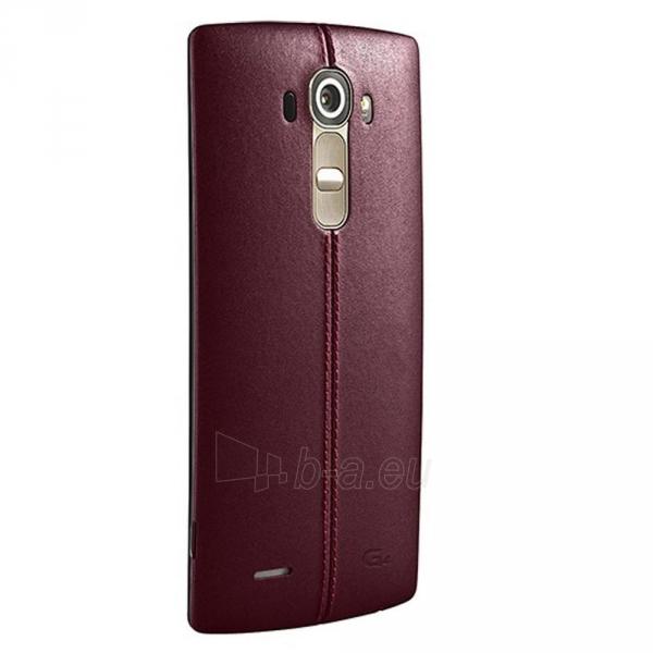 Smart phone LG H818p G4 32GB Dual leather red USED Paveikslėlis 4 iš 4 310820230167