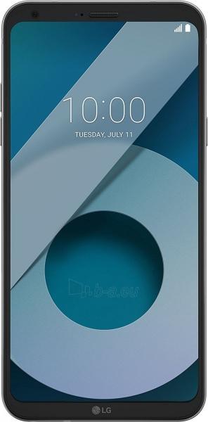 Smart phone LG M700n Q6 platinum/platinum Paveikslėlis 1 iš 6 310820165916