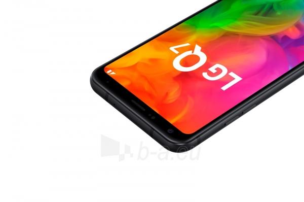 Išmanusis telefonas LG Q610EM Q7 black black Paveikslėlis 7 iš 9 310820161817