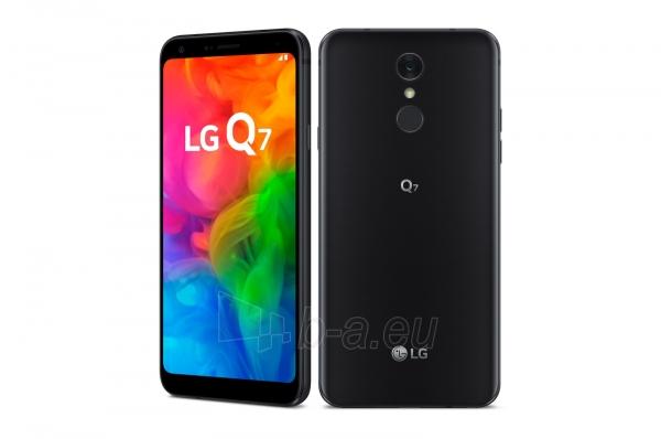 Išmanusis telefonas LG Q610EM Q7 black black Paveikslėlis 9 iš 9 310820161817