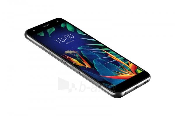 Mobilais telefons LG X420EMW K40 Dual platinum/platinum Paveikslėlis 6 iš 6 310820175148