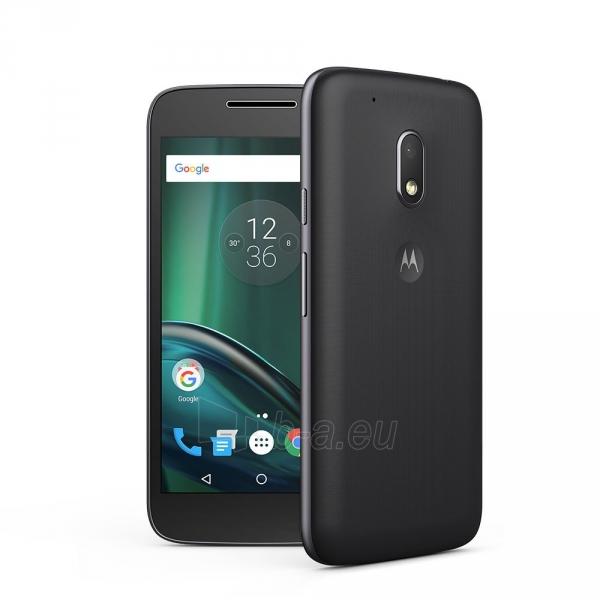 Išmanusis telefonas Motorola XT1604 Moto G4 Play 16GB white Paveikslėlis 2 iš 3 310820175188