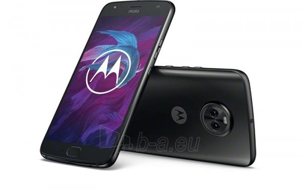 Išmanusis telefonas Motorola XT1900-7 Moto X4 Dual 32GB super black Paveikslėlis 4 iš 4 310820166034