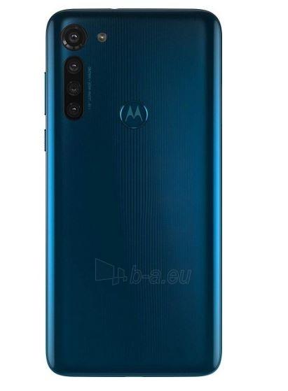 Mobilais telefons Motorola XT2041-3 Moto G8 Power Dual 64GB capri blue Paveikslėlis 4 iš 6 310820215795