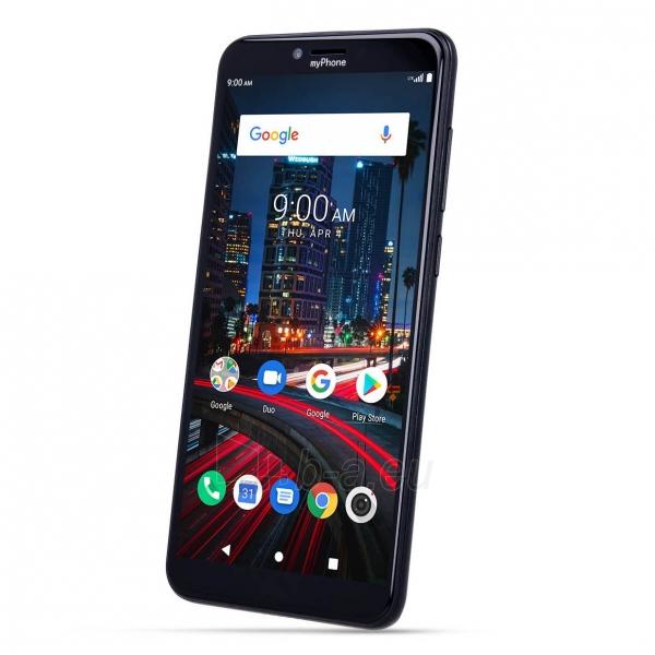 Mobilais telefons MyMobilais telefons City2 Dual black Paveikslėlis 2 iš 5 310820197864