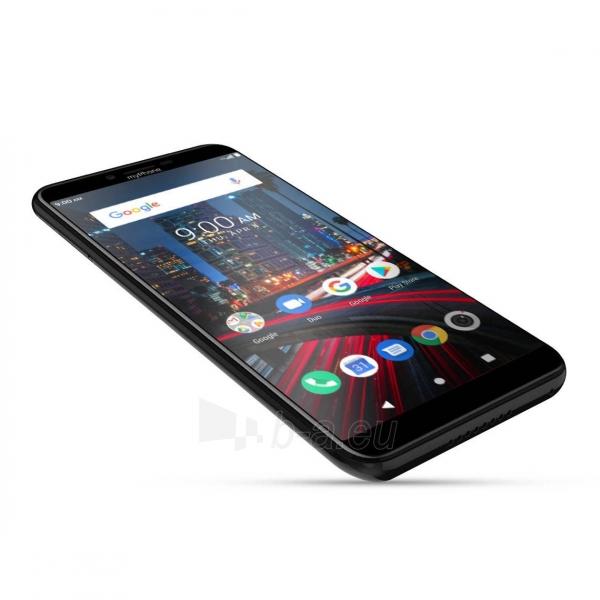 Mobilais telefons MyMobilais telefons City2 Dual black Paveikslėlis 3 iš 5 310820197864