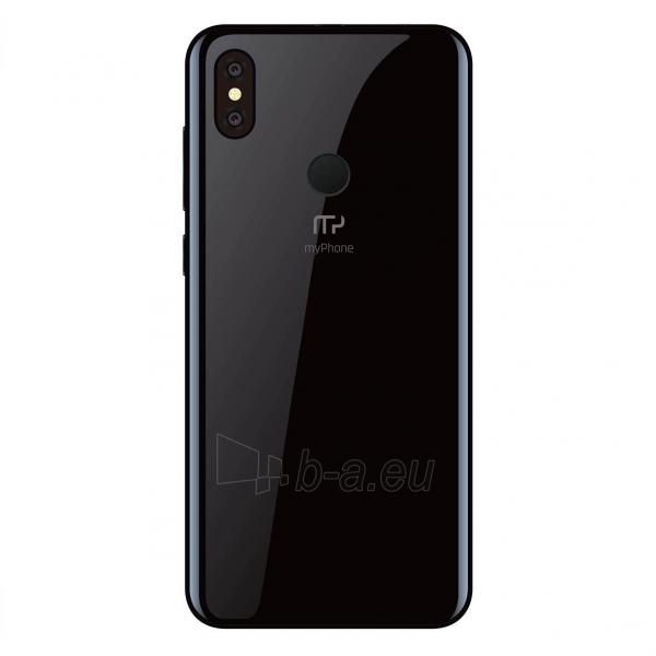 Mobilais telefons MyMobilais telefons City2 Dual black Paveikslėlis 4 iš 5 310820197864