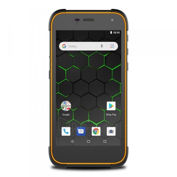Mobilais telefons MyMobilais telefons HAMMER Active2 Dual black + orange Paveikslėlis 2 iš 3 310820197866