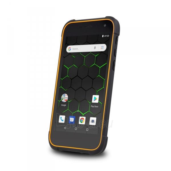 Mobilais telefons MyMobilais telefons HAMMER Active2 Dual black + orange Paveikslėlis 3 iš 3 310820197866
