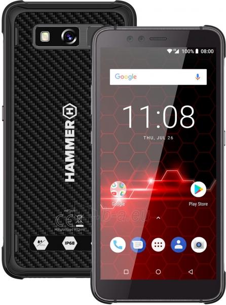 Mobilais telefons MyMobilais telefons HAMMER Blade 2 Pro Dual twilight black Paveikslėlis 1 iš 5 310820161874