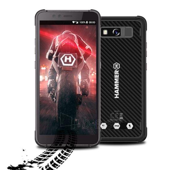 Mobilais telefons MyMobilais telefons HAMMER Blade 2 Pro Dual twilight black Paveikslėlis 2 iš 5 310820161874