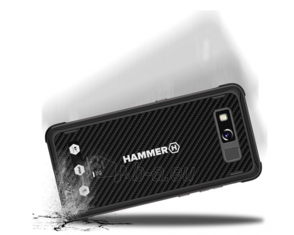 Mobilais telefons MyMobilais telefons HAMMER Blade 2 Pro Dual twilight black Paveikslėlis 4 iš 5 310820161874