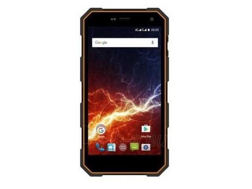 Mobilais telefons MyMobilais telefons HAMMER Energy 18X9 Dual orange+black Paveikslėlis 1 iš 2 310820155127