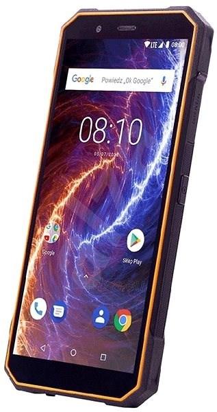 Mobilais telefons MyMobilais telefons HAMMER Energy 18X9 Dual orange+black Paveikslėlis 2 iš 2 310820155127
