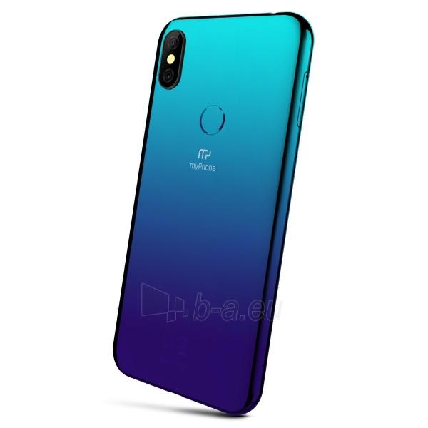 Mobilais telefons MyMobilais telefons Pocket Pro Dual blue saphire Paveikslėlis 3 iš 3 310820197869