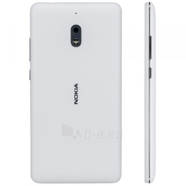 Išmanusis telefonas Nokia 2.1 Dual grey silver Paveikslėlis 3 iš 3 310820160587