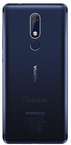 Mobilais telefons Nokia 5.1 Plus Dual 32GB blue Paveikslėlis 3 iš 3 310820160764