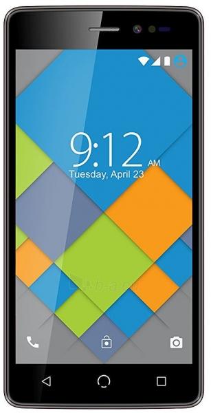 Išmanusis telefonas Nuu Mobile A4L Dual 8GB grey Paveikslėlis 1 iš 4 310820155667