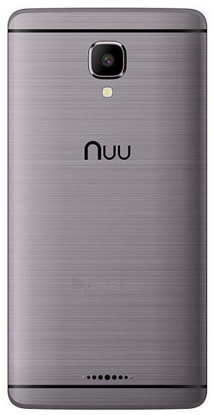 Išmanusis telefonas Nuu Mobile A4L Dual 8GB grey Paveikslėlis 4 iš 4 310820155667