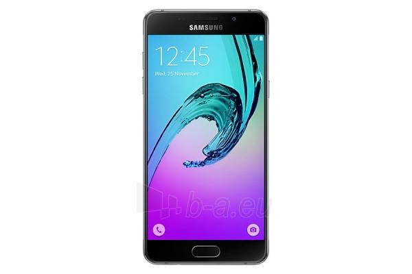 Išmanusis telefonas Samsung A510F Galaxy A5 (2016) 16GB Black Paveikslėlis 1 iš 4 310820175174