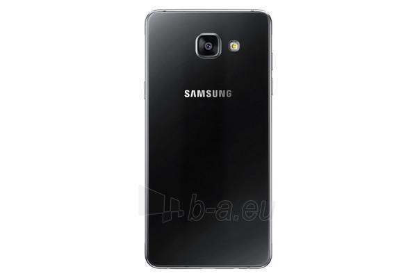 Išmanusis telefonas Samsung A510F Galaxy A5 (2016) 16GB Black Paveikslėlis 2 iš 4 310820175174