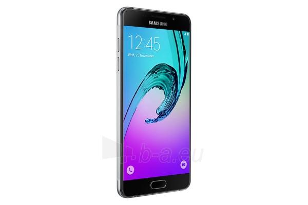 Išmanusis telefonas Samsung A510F Galaxy A5 (2016) 16GB Black Paveikslėlis 4 iš 4 310820175174