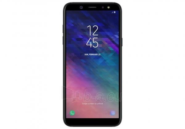Išmanusis telefonas Samsung A600FN/DS Galaxy A6 Dual 32GB lavender Paveikslėlis 1 iš 5 310820160769