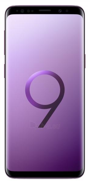 Išmanusis telefonas Samsung G960F/DS S9 Dual 64GB lilac purple Paveikslėlis 1 iš 5 310820155240