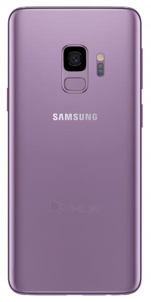 Išmanusis telefonas Samsung G960F/DS S9 Dual 64GB lilac purple Paveikslėlis 3 iš 5 310820155240
