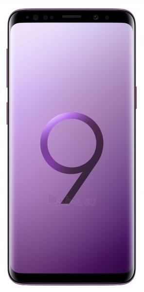 Smart phone Samsung G960F Galaxy S9 64GB lilac purple Paveikslėlis 1 iš 5 310820155336